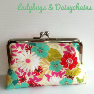 Meet Fleurette, our clutch purse coming this Spring